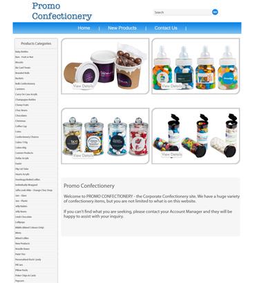 Promo-Confectionery
